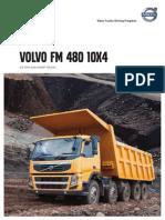 FM480_10X4 Dump Truck_24cum Rock Body_Overburden Transportation