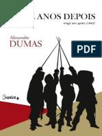 Vinte Anos Depois - Vol.2 - Alexandre Dumas-1