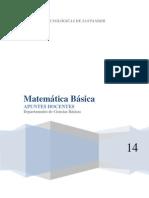 Apuntes Matematica Basica