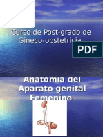 Curso de Post-grado de Gineco-obstetricia