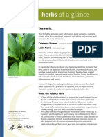 Herbs at a Glance Turmeric 06-19-2012 0