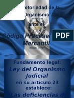 Analisis Dogmático CPCyM y LOJ