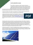 Paneles solares para la venta de su casa