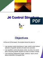J4 Control Structure