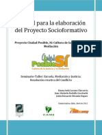 Bullying Proyecto Socioformativo 1807