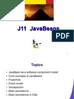 J11 JavaBeans
