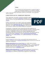Logistica Costos de Transporte Maritimo, Fluvial, Por Ductos, Intermodal e Internacional