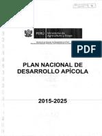Plan Rm125 2015 Minagri