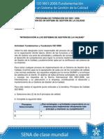 Unidad 1 Introducción a Los Sistemas de Gestión de La Calidad (1)