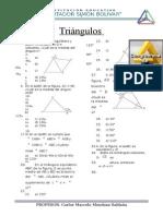 examen triangulos