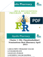 Rewards and Recognization PPT