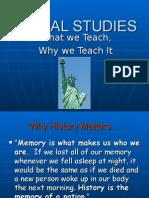 Social Studies  lobe
