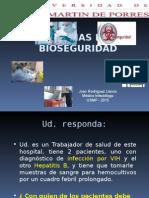 Normas de Bioseguridad 2015 Usmp