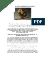 Senjata Melayu Yang Digelapkan Dalam Sejarah - Mistis Files