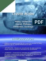 Lluvia Acid A