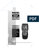 OB2 scanner manual