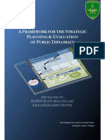 A Framework for the Strategic Planning and Evolution of Public Diplomacy