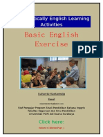Alphabetically English Learning Activities