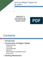 Wagon Tippler Design
