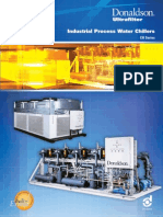 Donaldson Indust Water Process Chillers