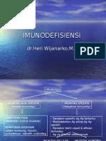 Imunodefisiensi Dan HIV