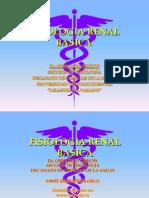 Fisiologia Renal Basica Medicina