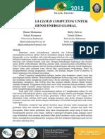 Paper Cloud Computing Ilham Muharma Universitas Indonesia