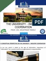 university - industry cooperation