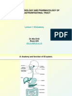 2. GI Anatomy,Function