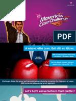 Maverickdetailedpresentation Finalversion 140829140641 Phpapp01