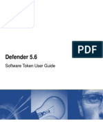 Defender 56 Software Token User Guide