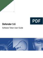 Defender 56 Software Token User Guide