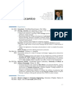 Resume Fabio Baccanico