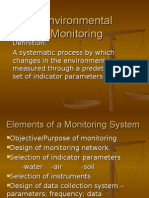 0001B Environmental Monitoring