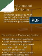 0001B Environmental Monitoring