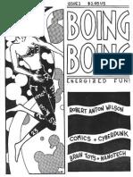 Boing Boing - Robert Anton Wilson Interview