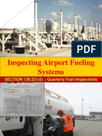 Inspecting Fueling Facilities