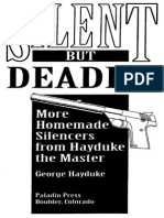 Firearms - Hayduke, George - Silent but Deadly - More Homemade Silencers From Hayduke the Master