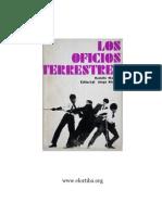 Rodolfo Walsh -Los Oficios Terrestres