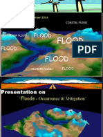 'Floods - Occurrence & Mitigation..pptx