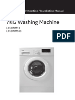 Logik L712WMS13 Washing Machine