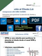 GPN6 Atencion Al Cliente y Redes Sociales