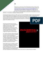 Activit? paranormale