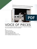 Voice of Pieces
