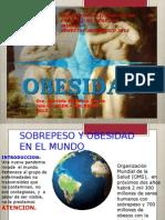 Obesidad Urp 2015