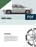 S40 Owners Manual MY08 en Tp9154web