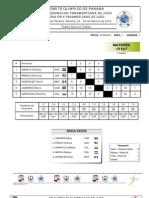 2010-02 Resultados Gran Prix Panamericano de Panamá, feb. 25-28