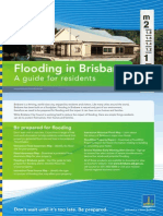 Brisbane Flood Guideline