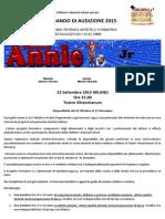 Bando Annie 2015