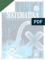 Buku Siswa Kelas XII Matematika